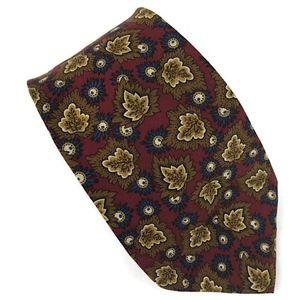 Burberry Tie Silk Vintage